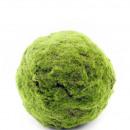 Moss ball, diameter 28cm, green
